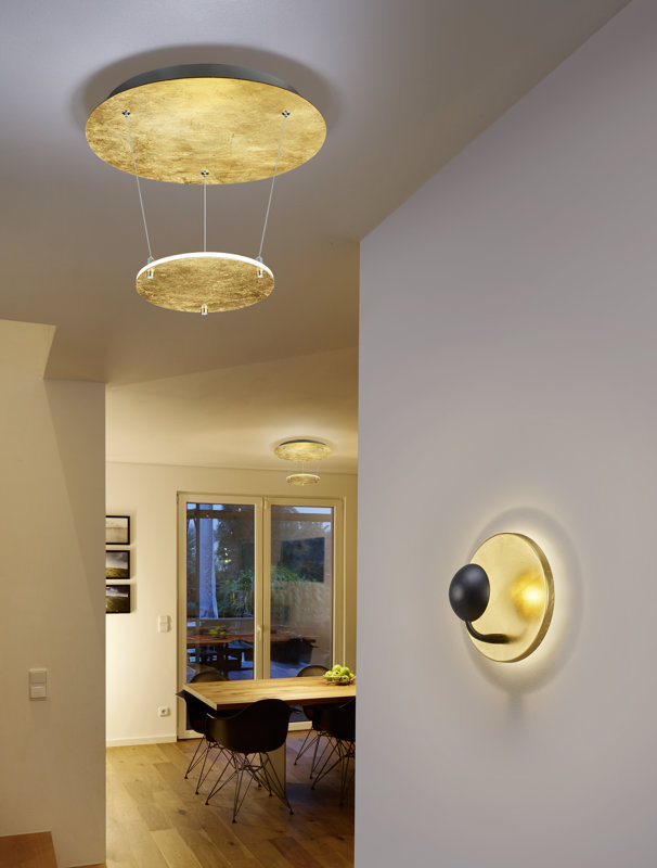 6,1W 510lm 3000K LED sienas lampa AURORA