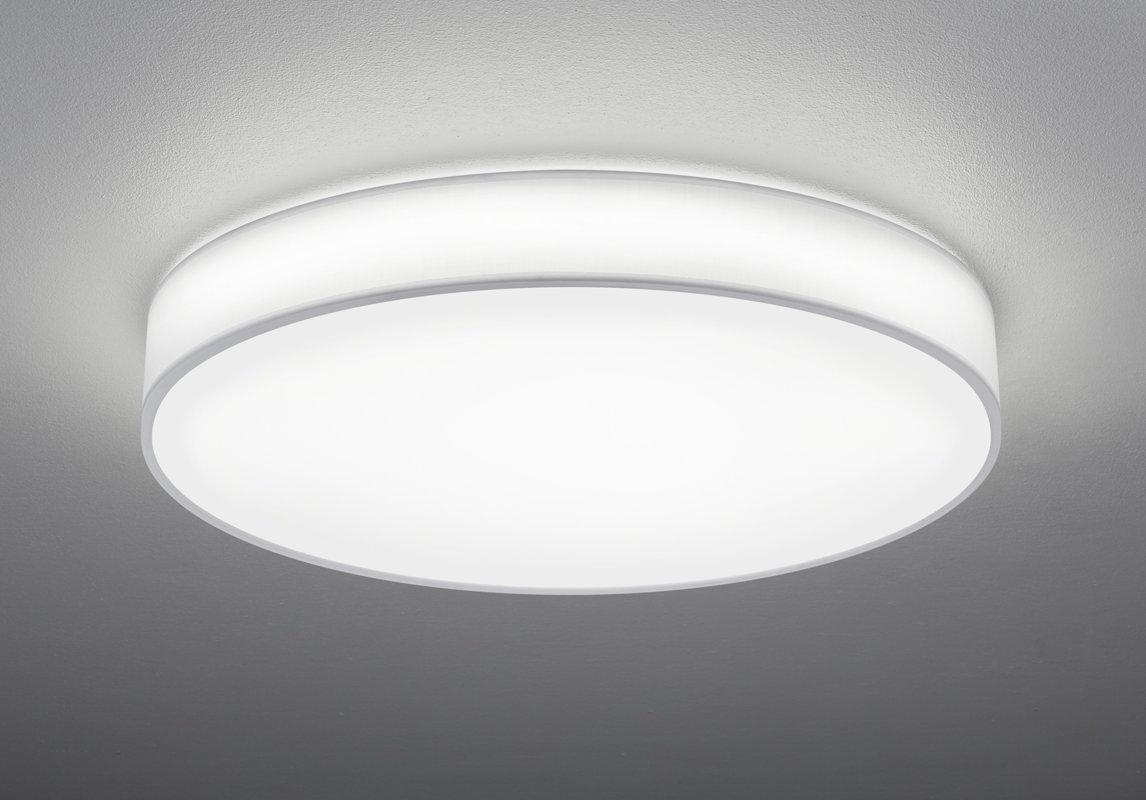 60W 5000lm 3000-5000K LED griestu lampa LUGANO