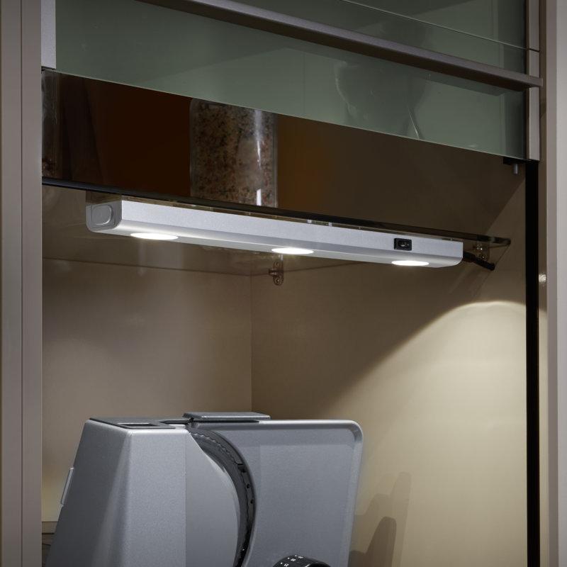3W 240lm 3000K LED mēbeļu apgaismojums ARAGON