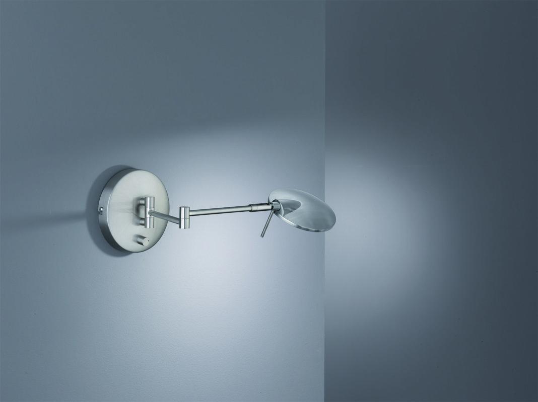 8W 750lm 3000K LED sienas lampa KAZAN ar gaismas regulatoru