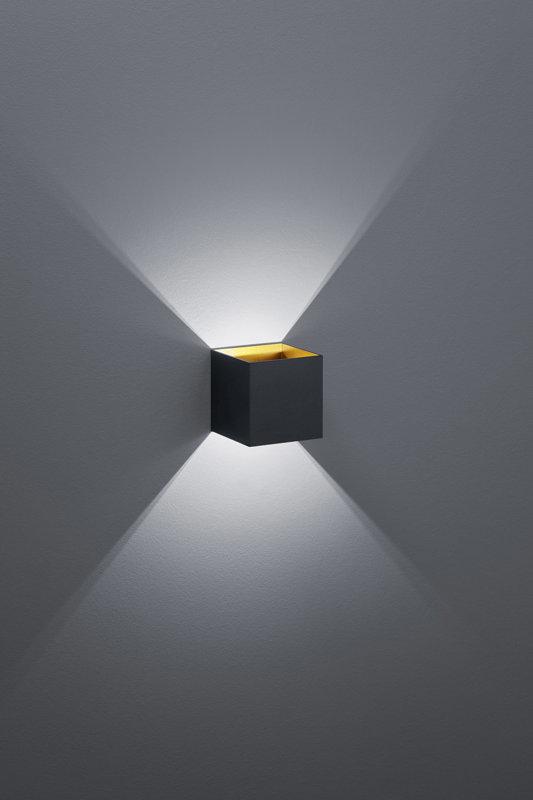 4,3W 430lm 3000K LED griestu lampa LOUIS