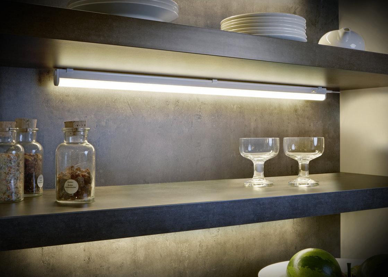 4W 350lm 3000K LED mēbeļu apgaismojums RAMON