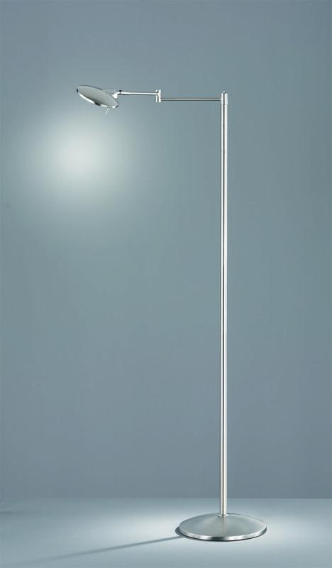 8W 750lm 3000K LED stāvlampa KAZAN ar gaismas regulatoru