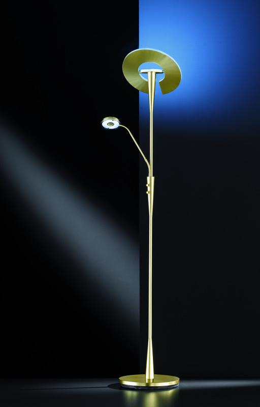 39,5W 3400lm 3000-6000K LED stāvlampa QUEBEC ar gaismas regulatoru