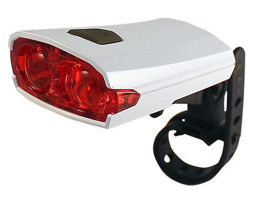 2 x LED velosipēda aizmugurējais lukturis MARWI UN-130 ar akumulatoru