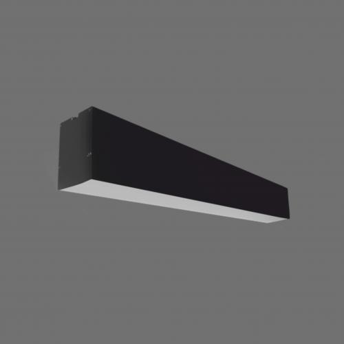 80W 8110lm 3000/4500/6000K LED lustra ar gaismas regulatoru LIMAN