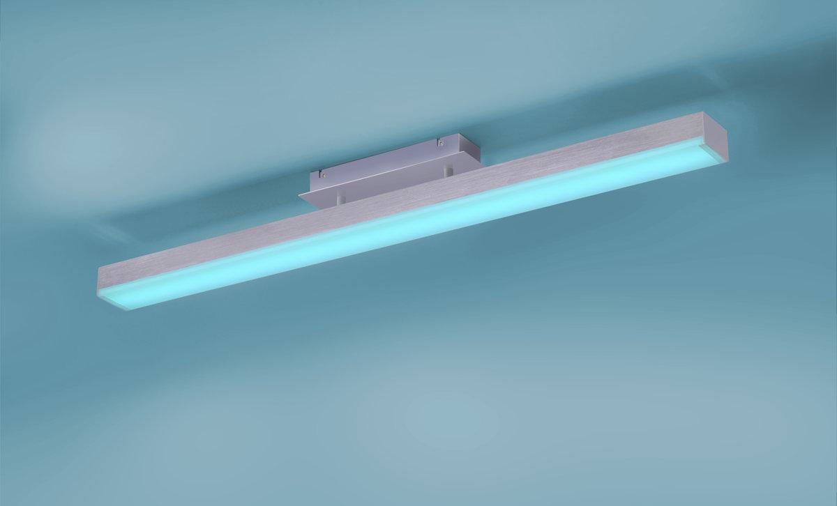 20W 2000lm RGB+3000-5500K viedā LED griestu lampa LIVARO ar WIZ tehnoloģiju