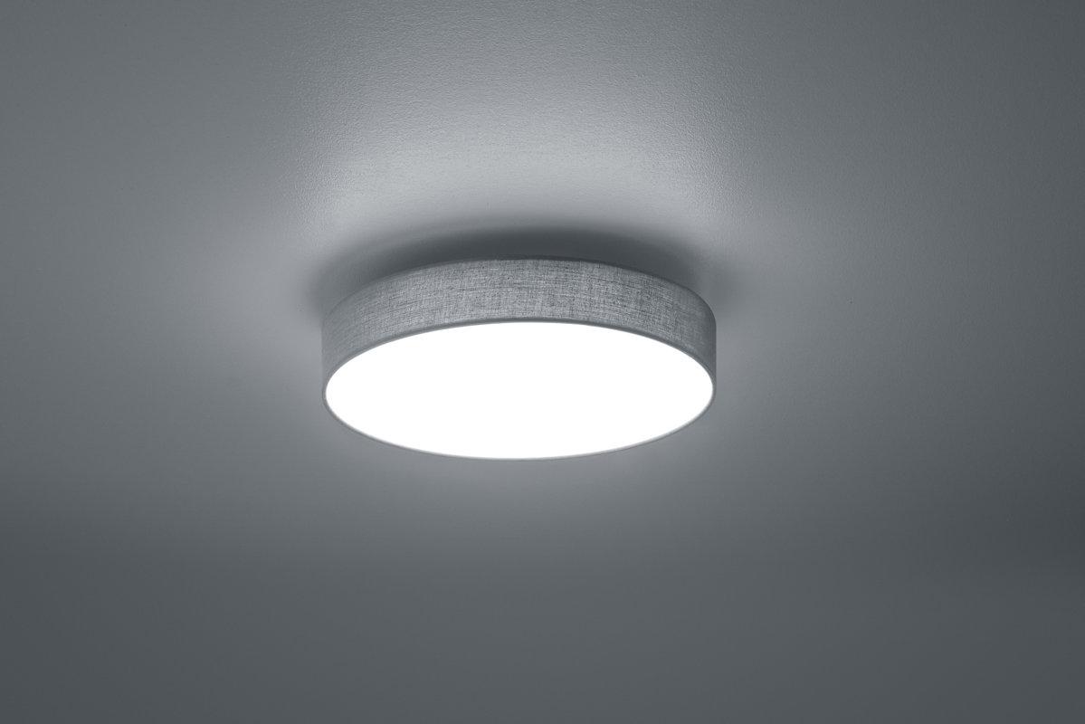 22W 2200lm 3000K LED griestu lampa LUGANO ar gaismas regulatoru