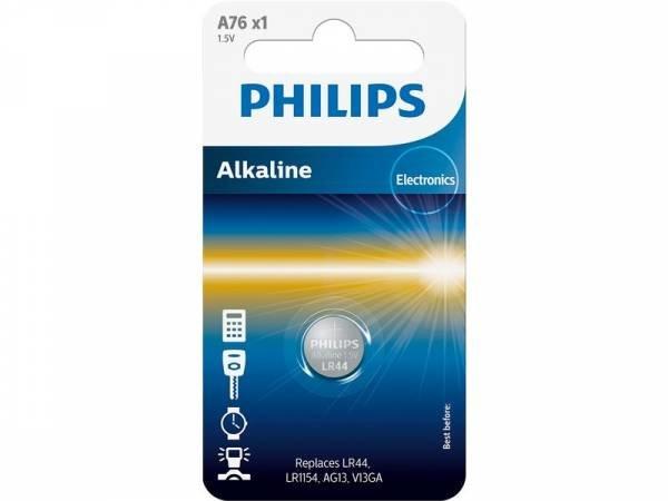 PHILIPS A76 baterija (1 gab.)