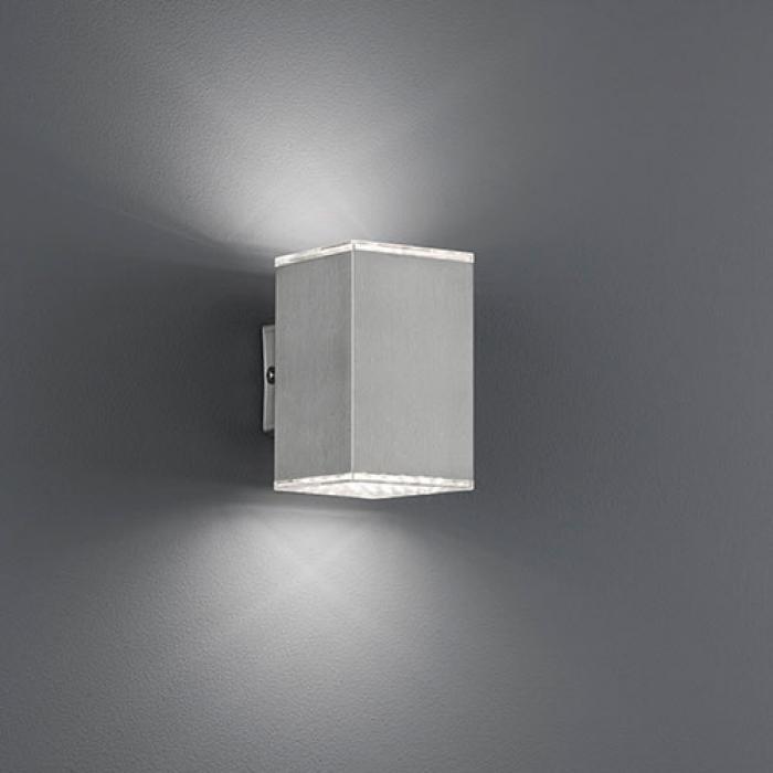 2x5,5W 2x450lm 3000K LED fasādes apgaismojums QUITO