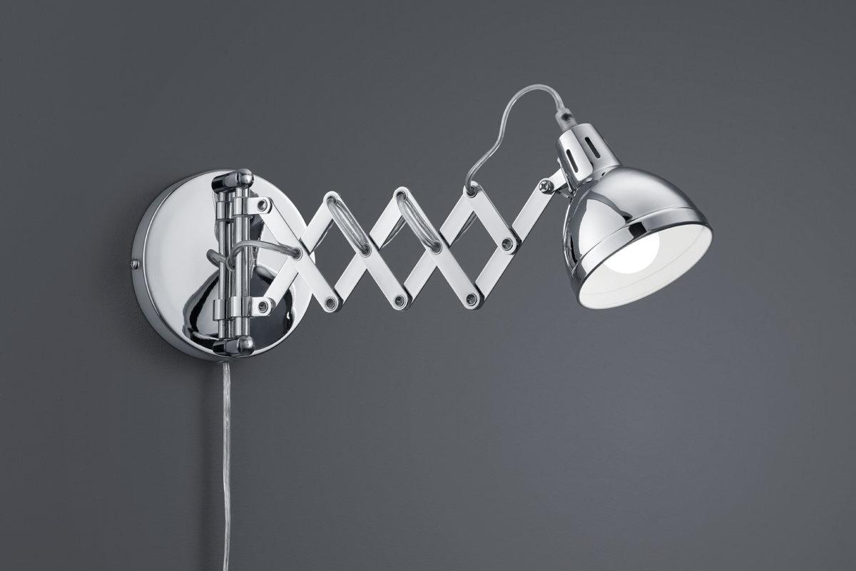 Sienas lampa SCISSOR ar slēdzi