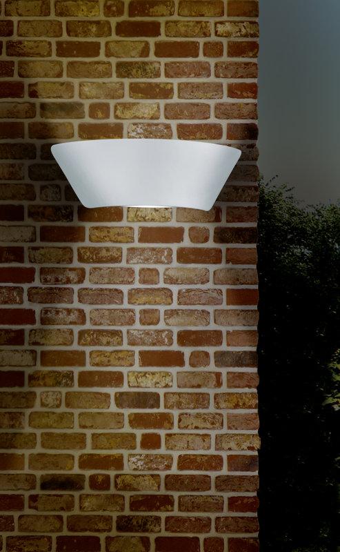 2+5,5W 200+550lm 3000K LED fasādes apgaismojums SACRAMENTO