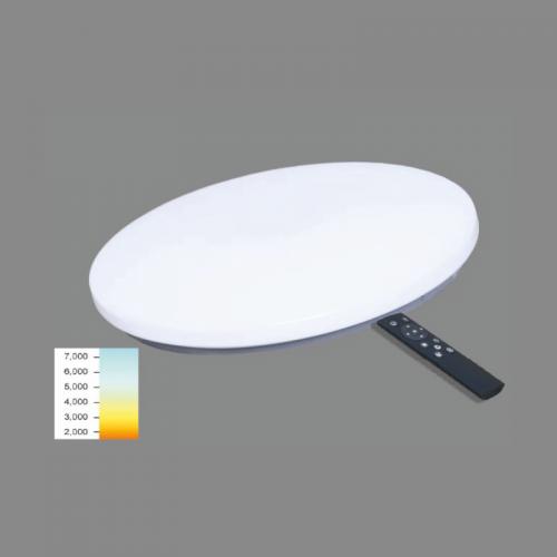 2x24W 4464lm 3000-6500K dimmējams LED plafons SOPOT