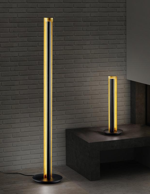 15W 1450lm 3000K LED stāvlampa TEXEL ar gaismas regulatoru