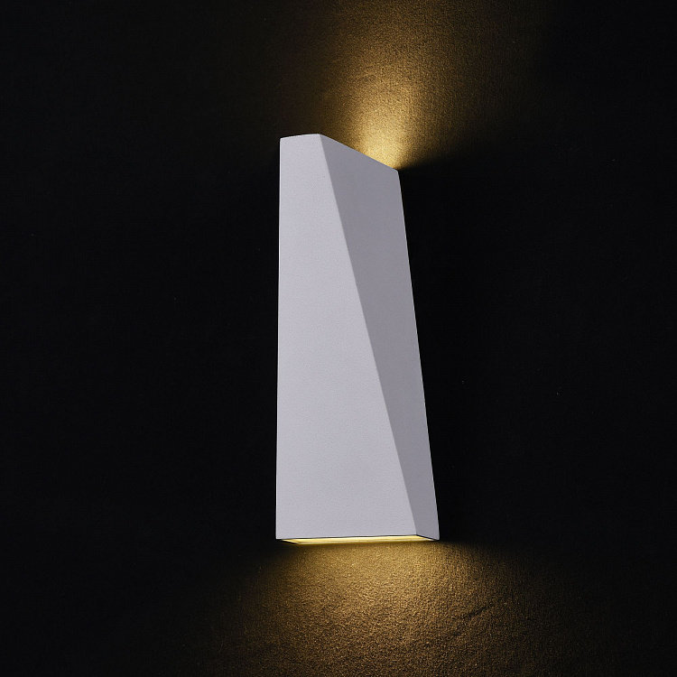 6W 100lm 3200K LED fasādes apgaismojums TIMES SQUARE