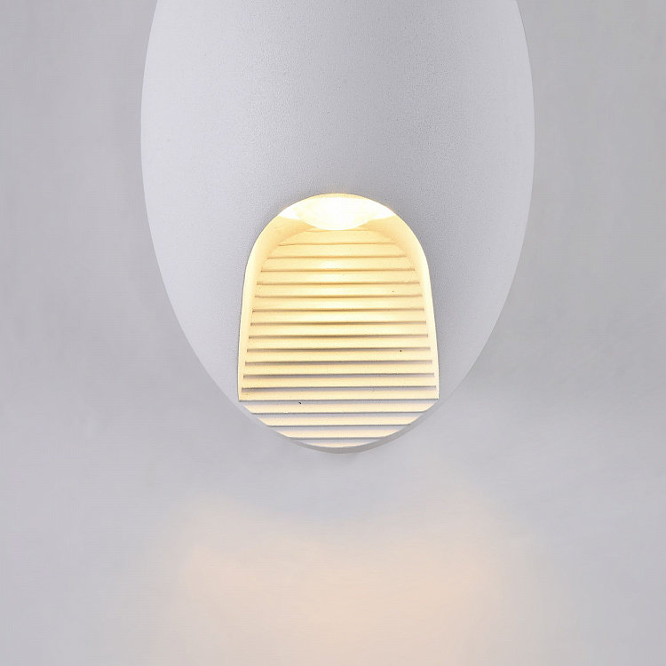 6W 380lm 3000K LED fasādes apgaismojums TIMES SQUARES