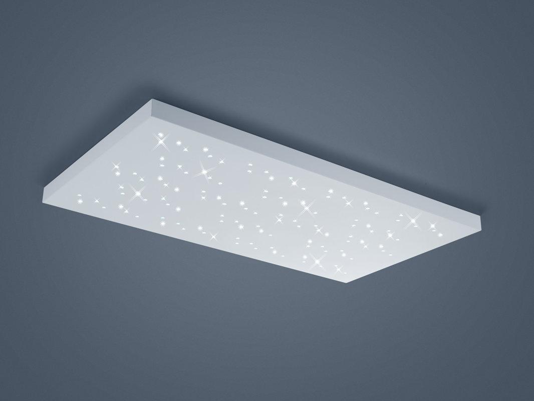 48W 4300lm 3000-6000K LED griestu lampa TITUS ar pulti