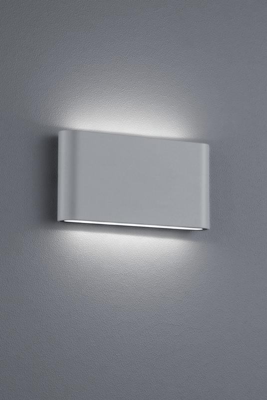 2x4,5W 2x400lm 3000K LED pasāfes apgaismojums THAMES II