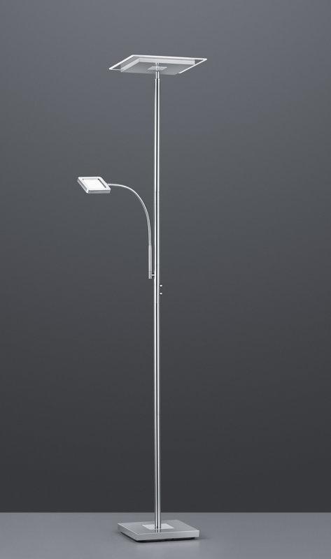 22W 2050lm 3000K LED stāvlampa WICKET ar gaismas regulatoru