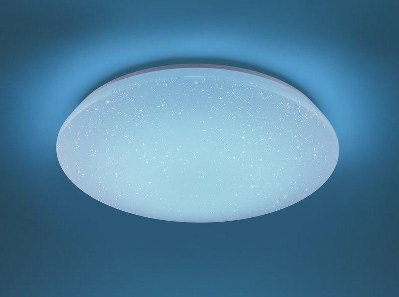 40W 3700lm RGB+3000-5500K viedais LED plafons NALIDA ar WiZ tehnoloģiju