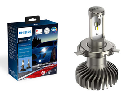 22W 1200lm 5800K LED auto spuldze Philips X-tremeUltion LED gen2 (2 gab.)