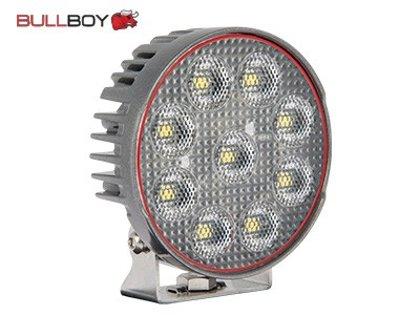 54W 8100lm 5700K LED papildlukturis BULLBOY