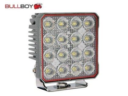 96W 14400lm 5700K LED papildlukturis BULLBOY
