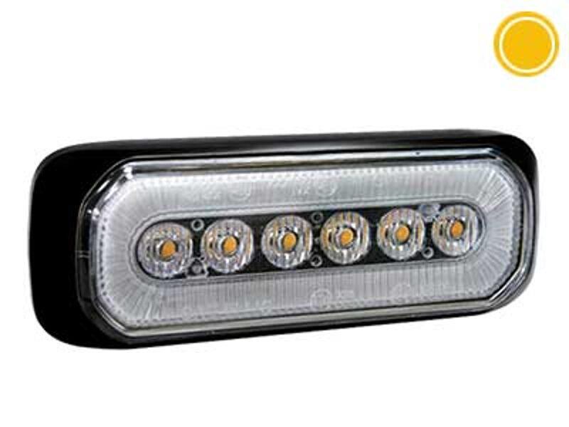 LED signāllampa AXIXTECH  1603-300597 (divtoņu oreāla)