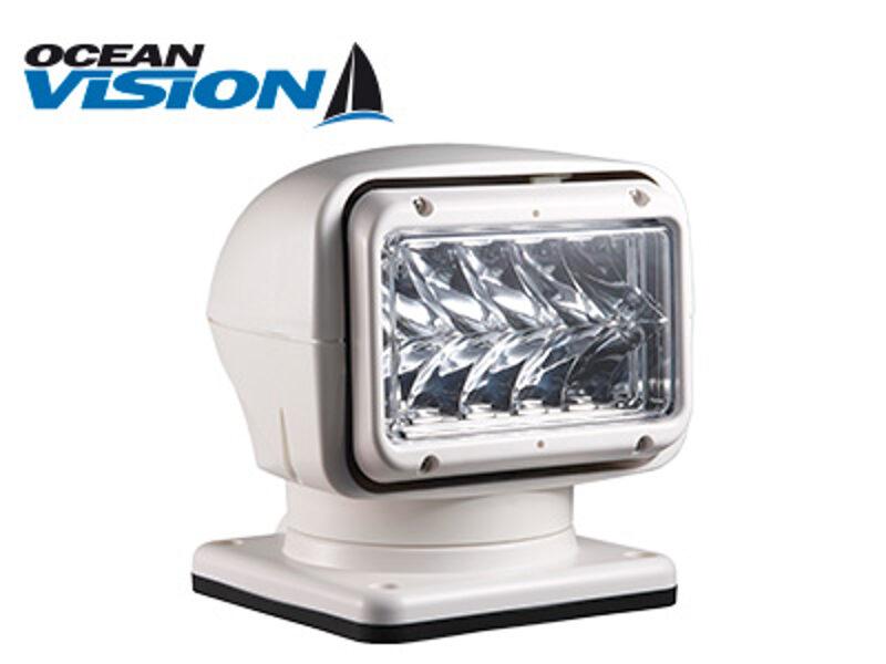 50W 2436lm 5700K LED meklēšanas lukturis OCEAN VISION ar pulti
