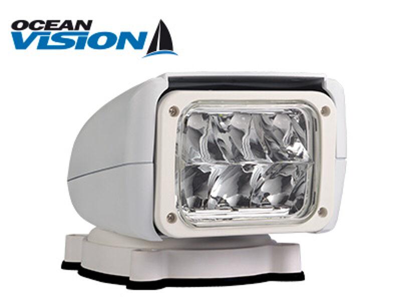 30W 2200lm 5700K LED meklēšanas lukturis OCEAN VISION ar pulti