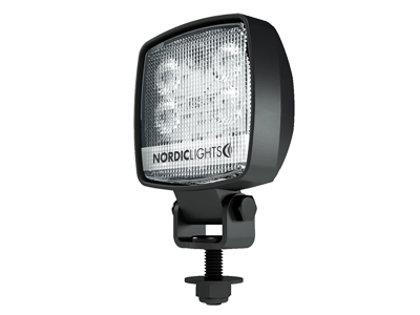 10W 500lm 5700K LED papildlukturis NORDIC LIGHTS