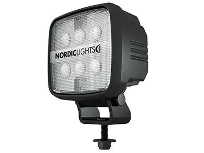 28W 2800lm 5000K LED papildlukturis NORDIC LIGHTS