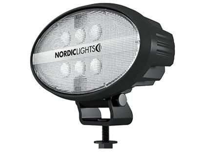 39W 3600lm 5000K LED papildlukturis NORDIC LIGHTS