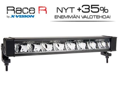 64W 7664lm 6000K LED tālās gaismas lukturis X-VISON RACE R8