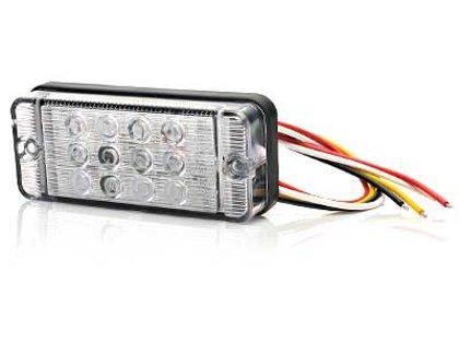 LED aizmugurējais lukturis 1606-27803