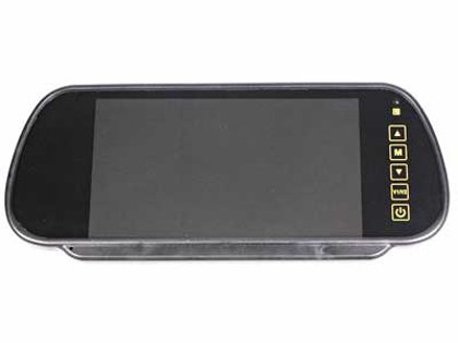 """7"""" skārienjūtīgs auto atpakaļskata spogulis-ekrāns S-VISION 1705-00091"""
