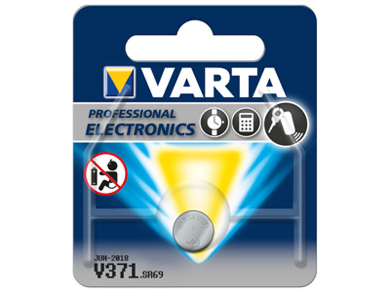 VARTA V371/SR69 baterija (1 gab.)