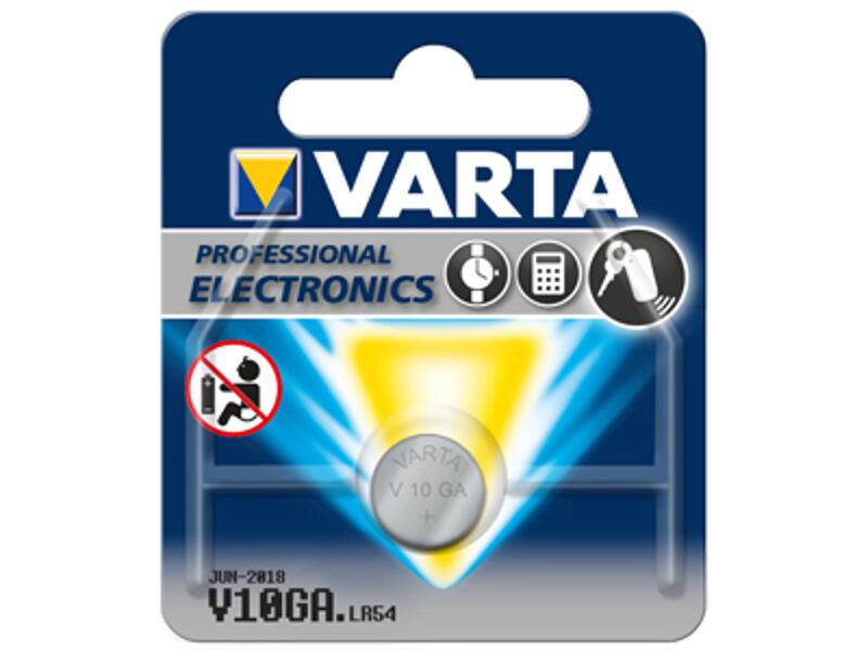 VARTA V10GA/LR54 baterija (1 gab.)