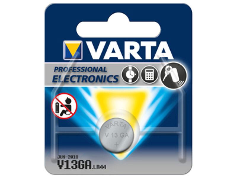 VARTA V13GA/LR44 baterija (1 gab.)