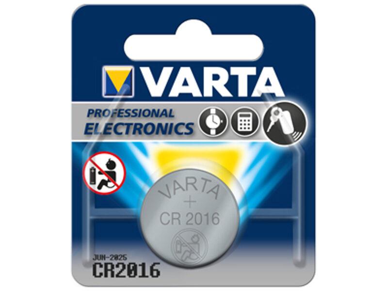 VARTA CR2016 baterija (1 gab.)