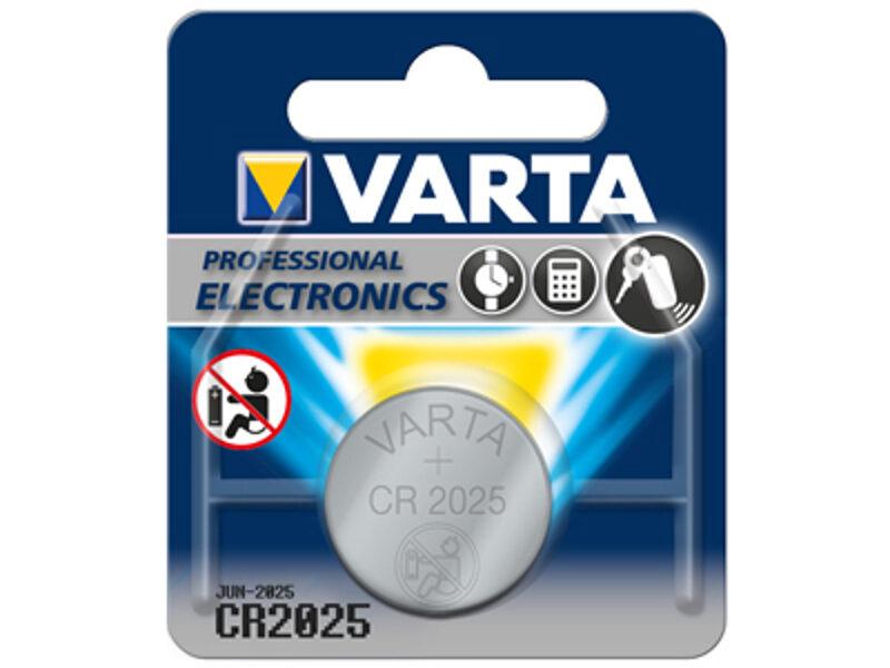 VARTA CR2025 baterija (1 gab.)