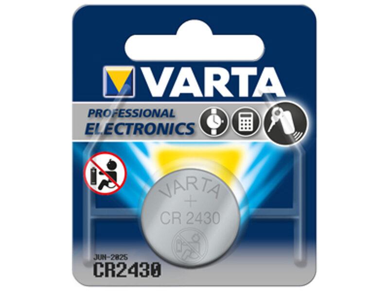 VARTA CR2430 baterija (1 gab.)