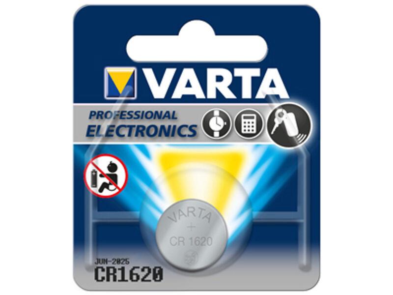 VARTA CR1620 baterija (1 gab.)