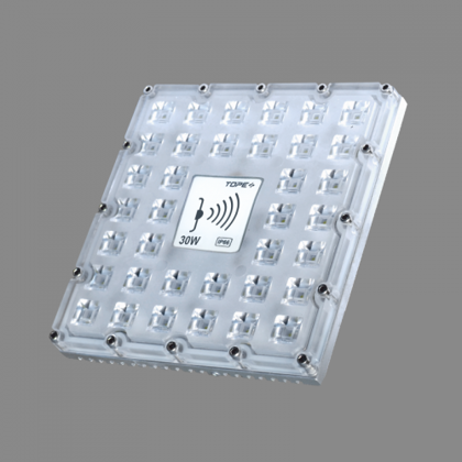 30W 3103lm 6500K LED prožektors ar kustības sensoru BRENT SENS
