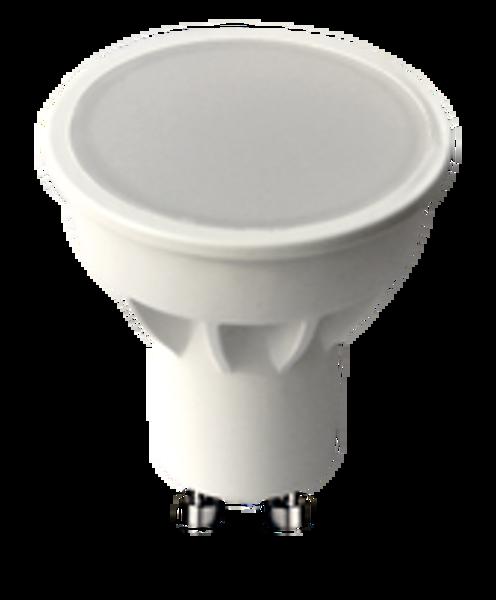 3W (25W) 240 lm 3000K 90° nemirgojoša LED spuldze LEDURO GU10