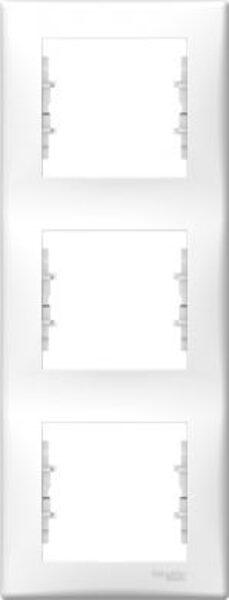 Rāmis 3-vietīgs vertikāls Sedna, balts