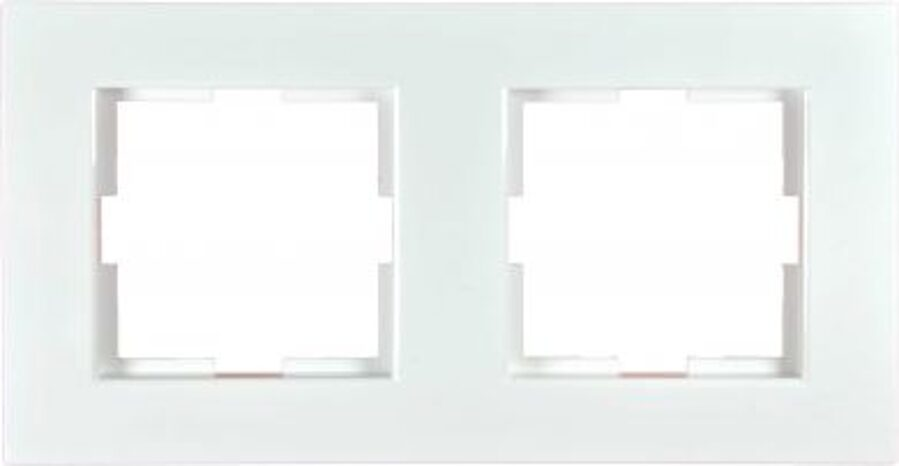 Rāmis 2-vietīgs Karre, balts