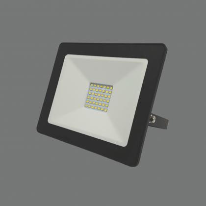 30W 2480lm 4000K LED prožektors TOLEDO