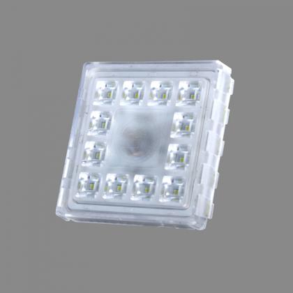 10W 1102lm 6500K LED prožektors BRENT