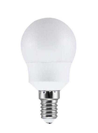 8W (60W) 2700K nemirgojoša LED spuldze LEDURO G45